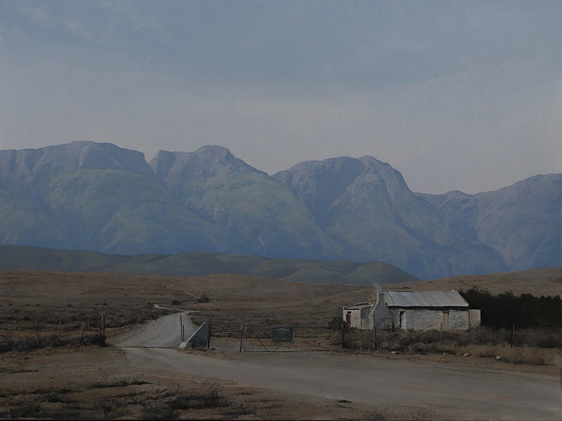 Image entitled 'Langeberg Range'