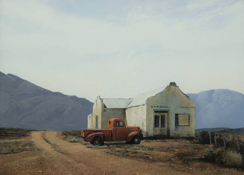 South African realism Memories Are Made Of This'